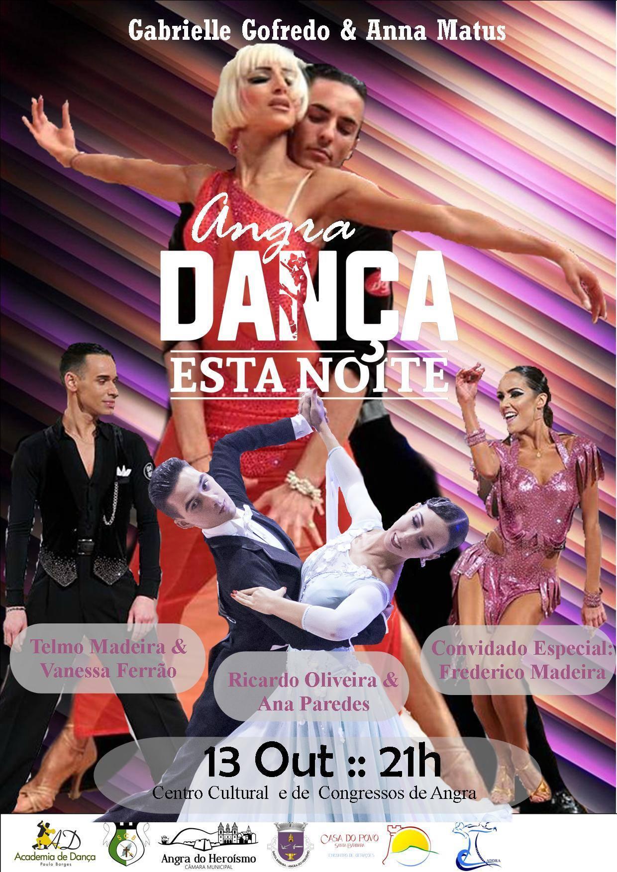 Angra Dança Esta Noite 2018
