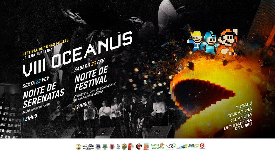 VIII Oceanus - Festival Tunas Mistas