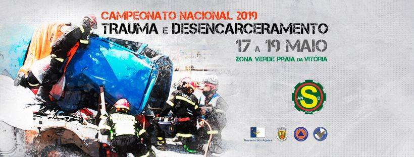Campeonato Nacional de Trauma e Desencarceramento | AzoresTV by