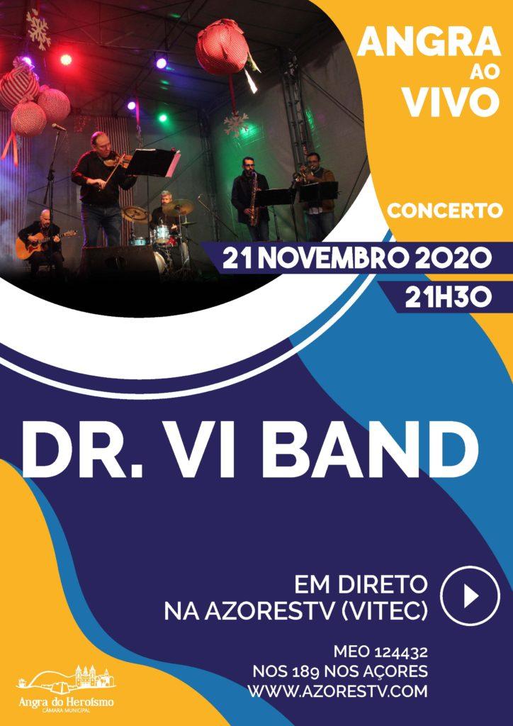Concerto Dr. Vi Band em Angra ao Vivo
