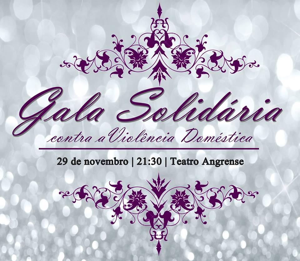 Gala Solidária Contra a Violência Doméstica