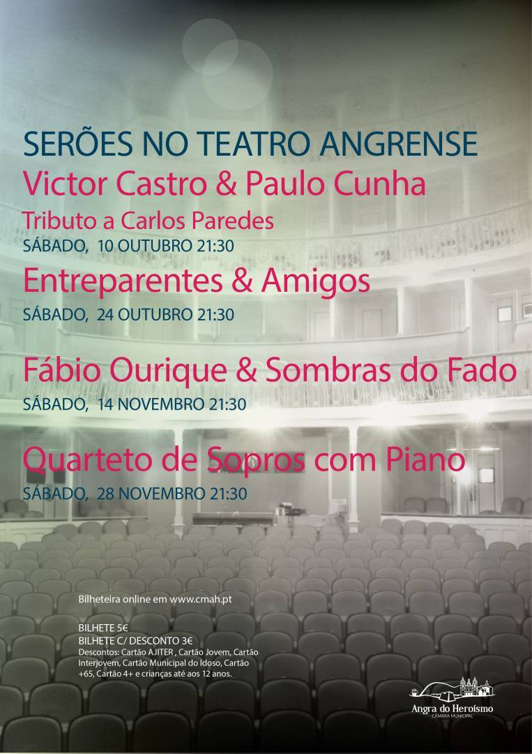 'Fábio Ourique & Sombras do Fado'