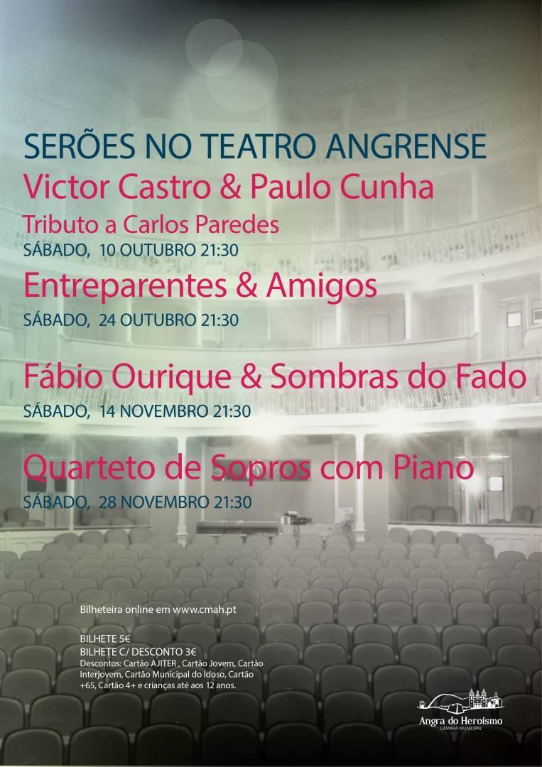 'Quarteto de Sopro com Piano'