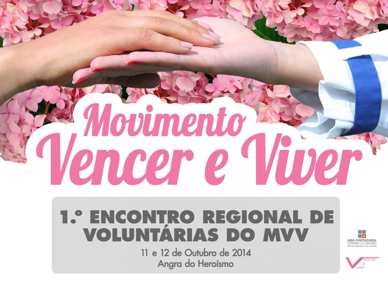 I Encontro Regional de Voluntárias do Movimento Vencer e Viver dos Açores
