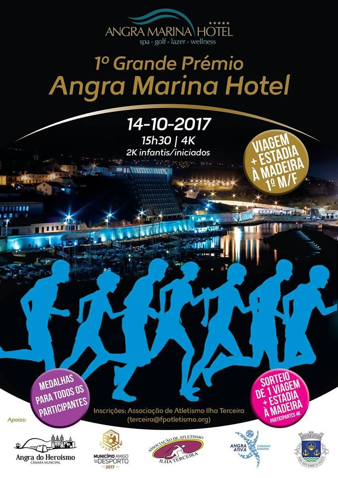 1º Grande Prémio Angra Marina Hotel