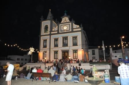 ''Igreja de Nossa Sra dos Milagres na Serreta''